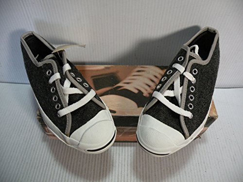48398121713967 CONVERSE JACK PURCELL WOOL VINTAGE MADE IN USA MEN SIZE 3   WOMEN SIZE 5  SHOES