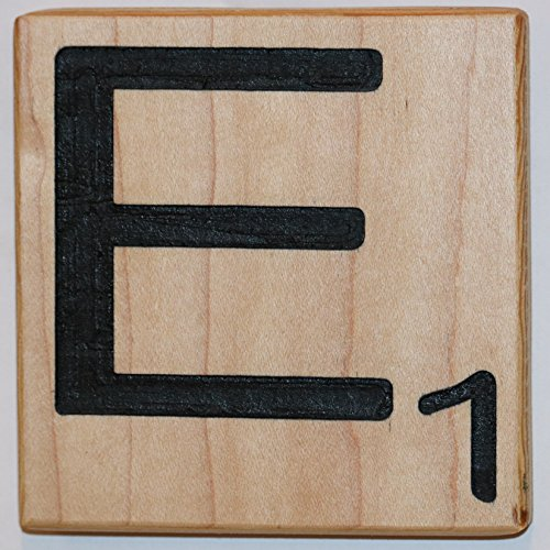 Large Scrabble Letter Tile (4 x 4, ()