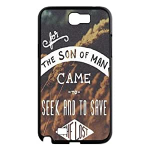 Quotes Use Your Own Image Phone Case for Samsung Galaxy Note 2 N7100,customized case cover ygtg528877