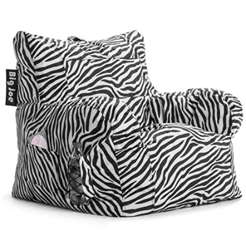 give your room a modern yet still cozy touch with this bean bag chair zebra - Teen Room Chairs
