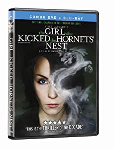 The Girl Who Kicked the Hornet's Nest (DVD Packaging) [DVD + Blu-ray]