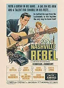 Amazon Com Waylon Jennings Nashville Rebel Mary Frann