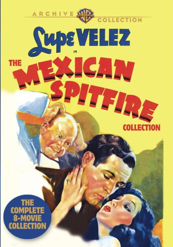 Mexican Spitfire Complete 8-Movie Collection