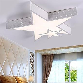 Cttsb Led Schlafzimmer Decke Stern Sterne Kinder Zimmer Lampe Warme