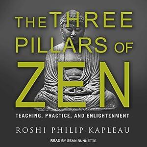 The Three Pillars of Zen Audiobook