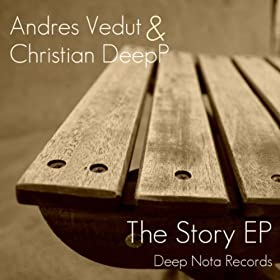 Andres Vedut and Christian Deep Tripod E.P