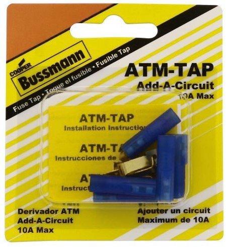 Buss Mini Fuse - Buss Fuses Bp/Atm-Tap Mini Fuse Tap