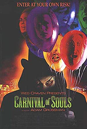 carnival of souls authentic original 27 x 40 movie poster at