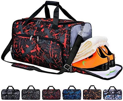 FANCYOUT Sports Compartment Pocket Travel product image