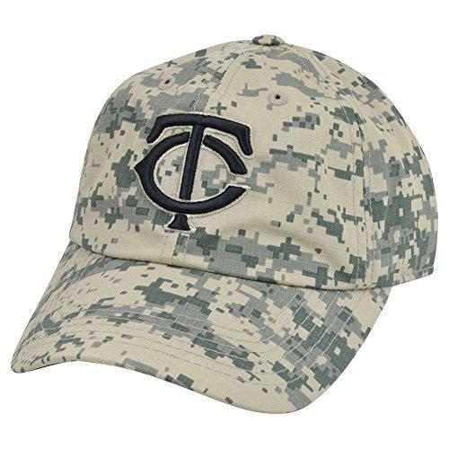 watch 6ce4b a9c61 ... fitted hat 34e28 278b9  store mlb fan favorite minnesota twins digital  camo garment wash desert rox hat cap buy online