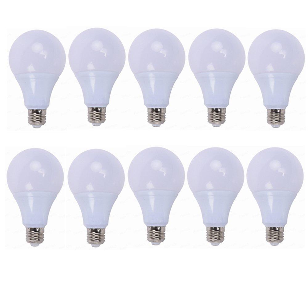 LED電球 12V 24V LED電球E26 E27 12vdc 24vac電球電球の低電圧エジソンAC DCスクリュー (色 : 暖かい白, Wattage : 7W) 7W 暖かい白 B07Q7WWYYQ