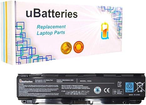 Amazon.com: ubatteries – Batería para portátil TOSHIBA ...