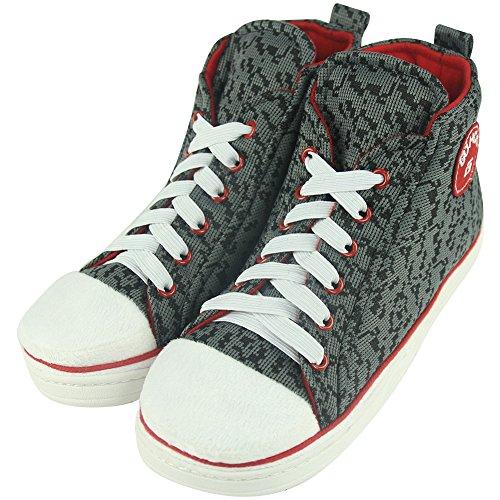 Gohom Uomo Pantofole Gray Pantofole Deep Gohom r4qYxr