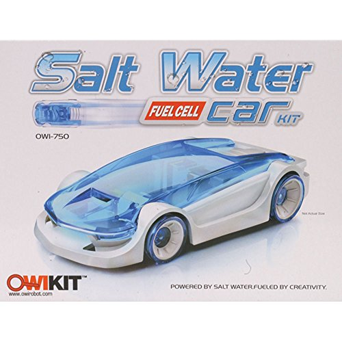 OWI OWI-750-VP Salt Water Fuel Cell Car Kit (Salt Truck Water Monster)