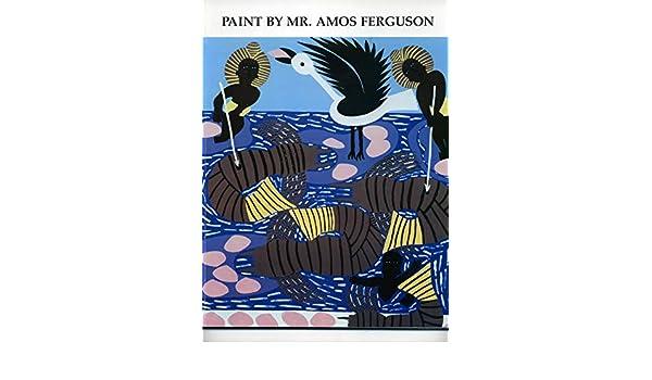 Paint by Mr  Amos Ferguson: Wadsworth Atheneum, Hartford