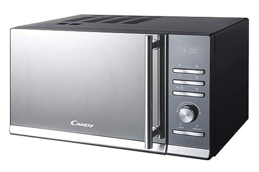 Candy 38000312 - Horno microondas CMGE20BS, aluminio: Amazon.es: Hogar
