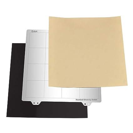 Aibecy Accesorios de impresora 3D de 220 mm Plataforma de ...