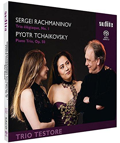 RACHMANINOV / TCHAIKOVSKY / TRIO TESTORE
