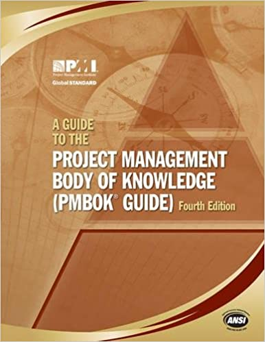 pmbok 4th edition