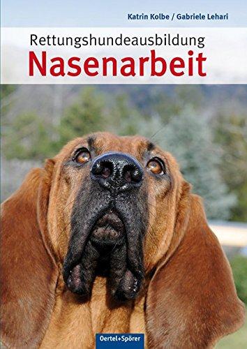 Rettungshundeausbildung Nasenarbeit