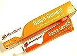 Humbrol Balsa Cement Glue Adhesive Wood Glue Soft Wood Glue Model Glue 24ml