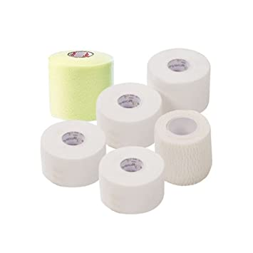 PhysioRoom Sports Binding Tape Therapy Joint Support Zinc Oxide