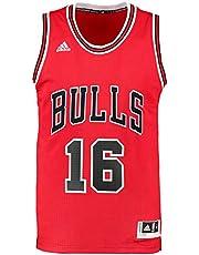 00d9917e0fd2c adidas NBA Chicago Bulls Gasol 16 Int Swingman Basketball Jersey
