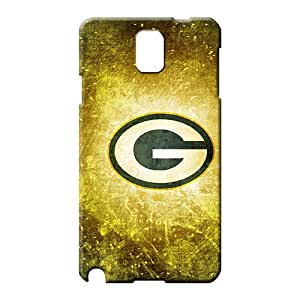 samsung note 3 First-class Skin New Arrival Wonderful mobile phone carrying shells green bay packers nfl football