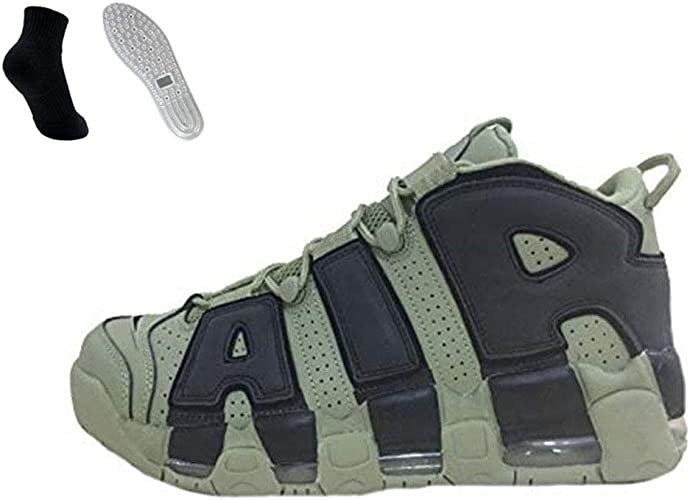 Air More 96 Hommes Femme Chaussures de Fitness