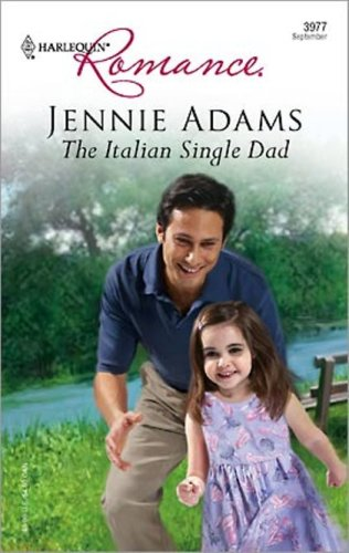 book cover of The Italian Single Dad