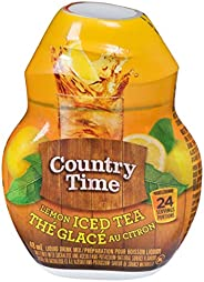 Country Time Lemon Iced TeaLiquid Drink Mix, 48mL (Pack of 12)