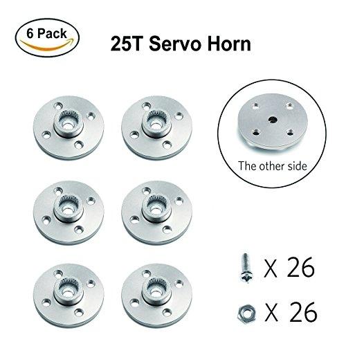 Best Servo Horns