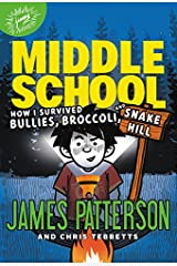 Middle School: How I Survived Bullies, Broccoli, and Snake Hill Hardcover