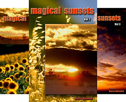 Every Day in life: Magical Sunsets (3 Book Series)