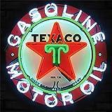 Neonetics Home Indoor Pub Restaurant Hotel Room Decorative Texaco Gasoline Ne.