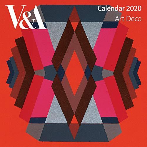 V&A - Art Deco Wall Calendar 2020 (Art Calendar) by