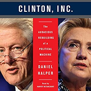 Clinton, Inc. Audiobook