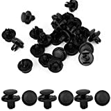 04 tahoe fender - Fender Liner Fastener Rivet Push Clips Retainer 8mm 25 Pcs for Accord