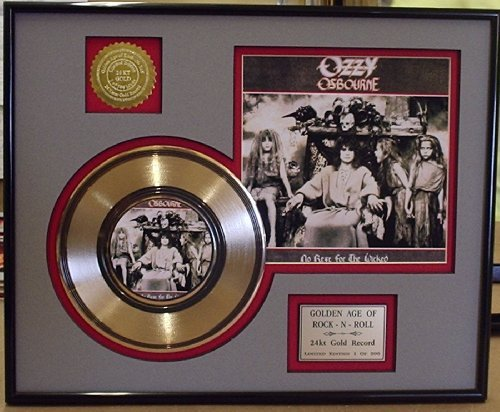 ozzy-osbourne-no-rest-for-the-wicked-framed-gold-record-rare-music-memorabilia