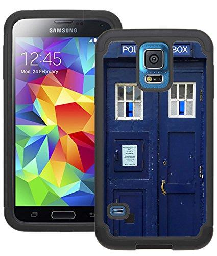 Tardis Hard Case for Samsung S5 - 1