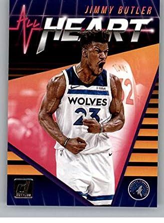 super popular 80991 88fe5 Amazon.com: 2018-19 Donruss All Heart Basketball Card #2 ...