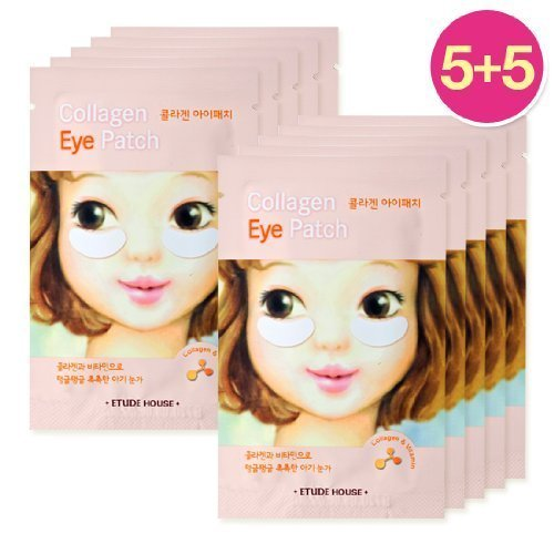 Etude House Collagen Patch 10