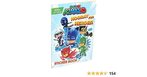 PJ Masks: Hooray for Heroes! : Editors of Studio Fun ...