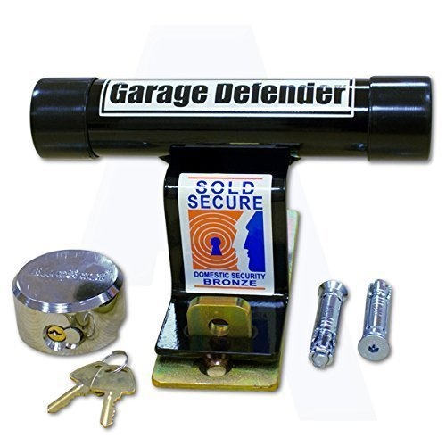 PJB Garage Defender Master With Lock by PJB