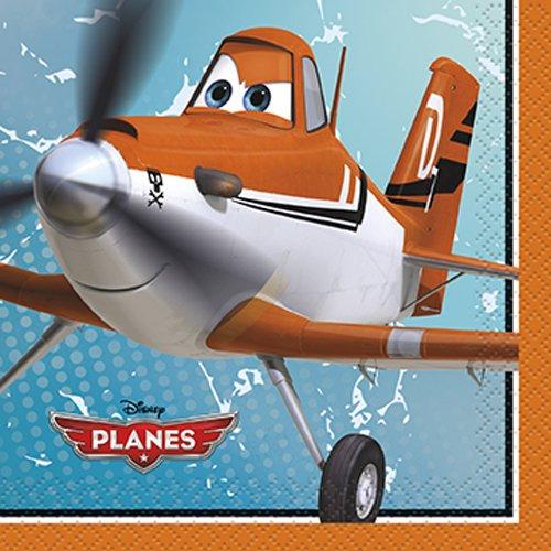 planes beverage napkins - 6