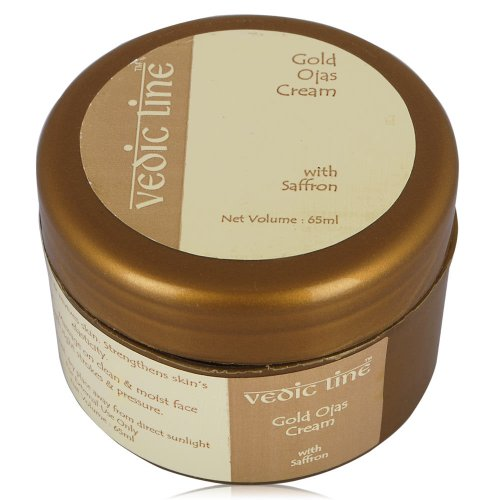 Vedic Line Gold Ojas Cream with Saffron 65ml