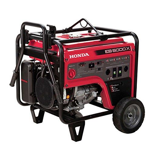 Honda Power Equipment EB5000X31 5000W Gasoline Portable G...