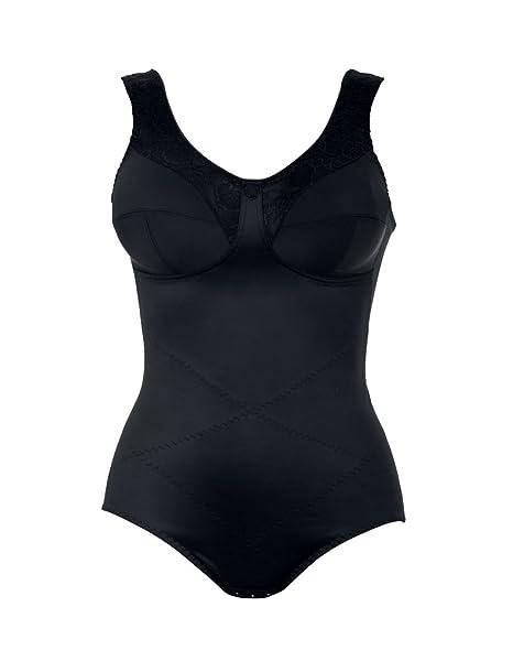 Anita - Ropa interior para mujer, color negro, talla 100D