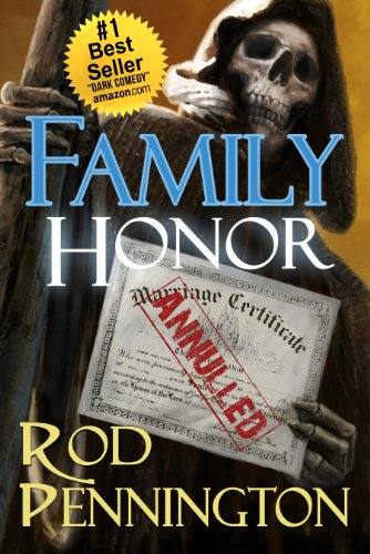 Family Honor (Charon Family Adventure Book 4)