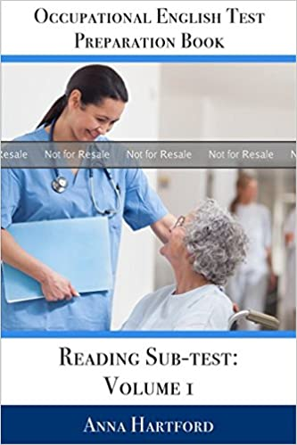 Occupational English Test Book